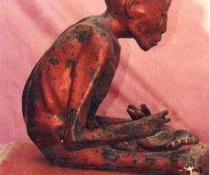 Би Будда бурхандаа мөнхөд залбирч сууя